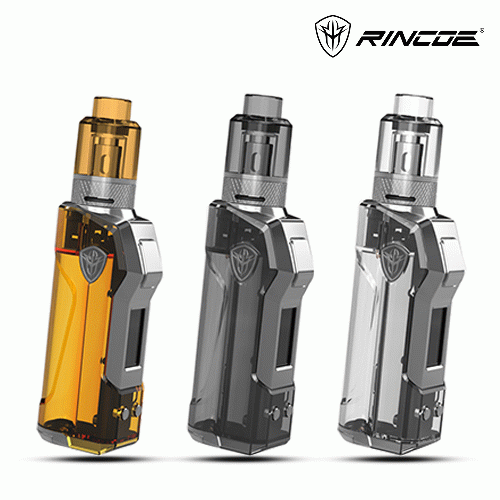adgprod - 【Rincoe】jellybox MINI 80W スターターキットをレビュー!~フルスケルトンのテクニカルMOD~