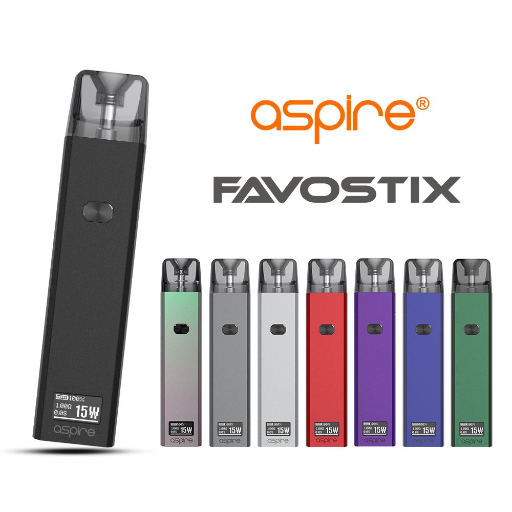 adgprod - 【Aspire】Favostix(ファボスティックス)をレビュー!~アスパイアが本気を出したスティックタイプのPOD型デバイス~